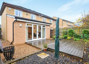 Thumbnail 3 bed semi-detached house for sale in Mawcroft Grange Drive, Yeadon, Leeds