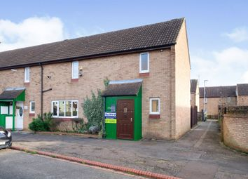 Thumbnail 4 bed semi-detached house for sale in Hinchcliffe, Orton Goldhay, Peterborough