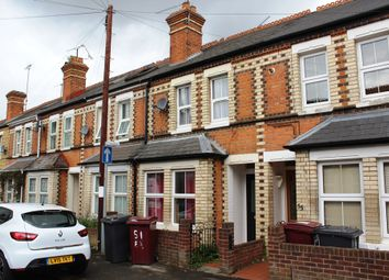 Thumbnail 3 bed terraced house to rent in Pitcroft Avenue, Reading, Berkshire RG6, Reading,