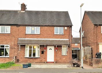 Thumbnail 3 bed semi-detached house for sale in Cheviot Close, Newcastle