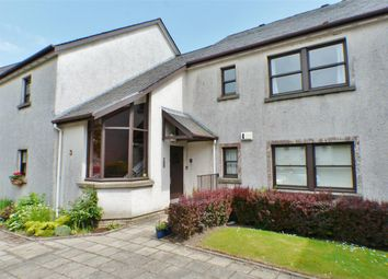 Thumbnail 2 bedroom flat for sale in Kirkton Court, Eaglesham, Glasgow
