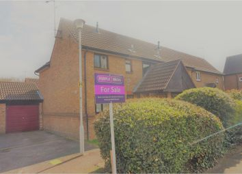 Thumbnail 1 bed flat for sale in Littlebury Court, Basildon