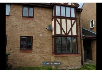Thumbnail 1 bed terraced house to rent in Bunyan Road, Biggleswade