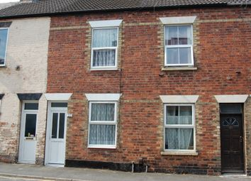 Thumbnail 1 bed terraced house to rent in Oxford Street, Grantham, Grantham