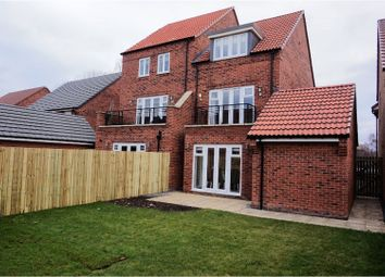 Thumbnail 3 bed semi-detached house for sale in Blackthorn Road, Northallerton, North Yorkshire