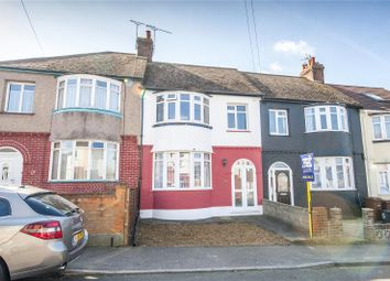 Thumbnail 3 bed terraced house for sale in Sanctuary Road, Gillingham, Kent