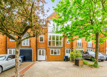 Thumbnail 4 bed terraced house to rent in Honeyman Close, Brondesbury Park