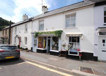 Thumbnail Retail premises for sale in 17 High Street, Dulverton