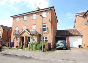Thumbnail 4 bed semi-detached house to rent in The Beacons, Stevenage, Hertfordshire