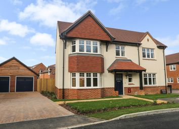 Thumbnail 4 bed detached house for sale in Forest Road, Waltham Chase, Southampton