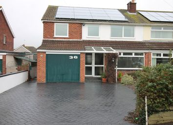 Thumbnail 5 bed semi-detached house for sale in Southfield Road, Nailsea, North Somerset