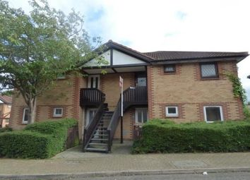 Thumbnail 1 bedroom flat to rent in Wheatcroft Close, Beanhill, Milton Keynes
