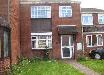 Thumbnail 3 bed terraced house to rent in Barnwood Road, Pendeford, Wolverhampton