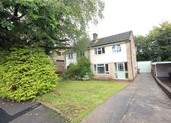 Thumbnail 3 bed semi-detached house to rent in Netherdene Road, Dronfield, Derbyshire