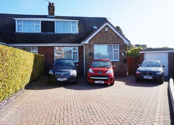 Thumbnail 4 bed semi-detached bungalow for sale in Bernard Grove, Meir Heath, Stoke-On-Trent, Staffordshire