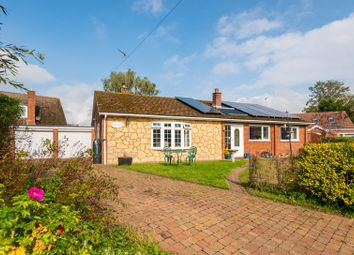 Thumbnail 4 bed bungalow for sale in Wotton End, Ludgershall, Aylesbury