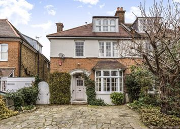 4 bed semi-detached house for sale in Popes Grove, Twickenham TW1
