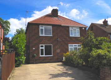 2 bed semi-detached house to rent in Alfreton Road, Pinxton, Nottingham NG16