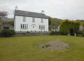 Thumbnail 4 bed detached house for sale in Aberystwyth, Ceredigion