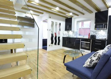 Thumbnail 3 bed flat for sale in Vale Royal House, 36 Newport Court, London