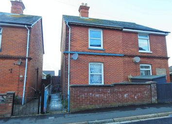Thumbnail 2 bed semi-detached house to rent in Robin Hood Street, Newport