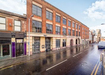 Thumbnail 2 bed flat for sale in George Street, Nottingham