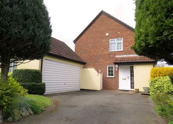 Thumbnail 4 bed detached house for sale in Broome Road, Billericay