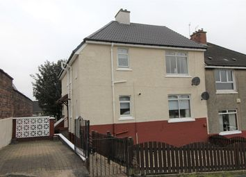 Thumbnail 2 bedroom flat for sale in Barrowfield Street, Coatbridge
