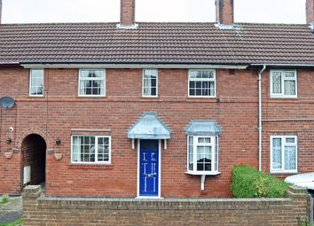 Thumbnail 3 bed terraced house for sale in Kexby Avenue, York