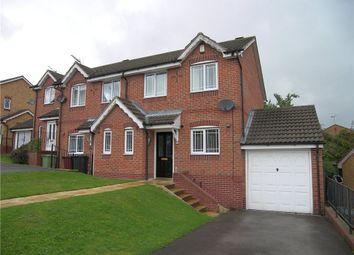 Thumbnail 3 bedroom semi-detached house for sale in Bramble Close, South Normanton, Alfreton