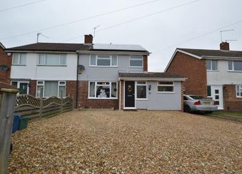 Thumbnail 3 bed semi-detached house for sale in Whitefield Road, Duston, Northampton