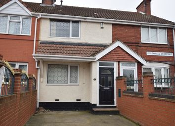 Thumbnail 2 bed terraced house to rent in Mcconnel Crescent, New Rossington, Doncaster