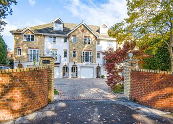4 bed terraced house for sale in Hill View Road, Woking, Surrey GU22