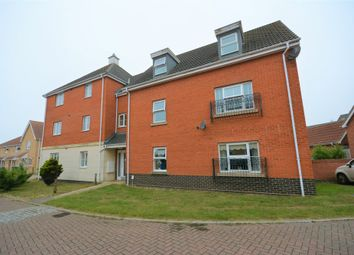 Thumbnail 2 bed flat for sale in Killick Crescent, Carlton Colville, Suffolk