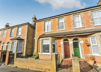Thumbnail Semi-detached house for sale in Cromwell Road, Feltham