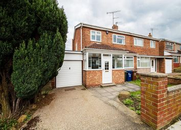 Thumbnail 3 bed semi-detached house for sale in Boulmer Close, Red House Farm, Gosforth