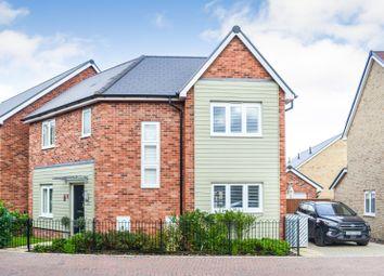 Taylor Close, Harlow, Essex CM20. 3 bed detached house for sale