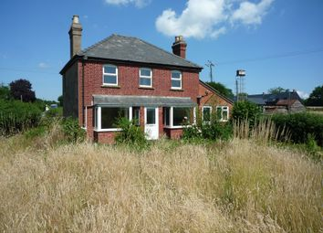 Thumbnail 3 bed detached house for sale in Much Birch, Hereford