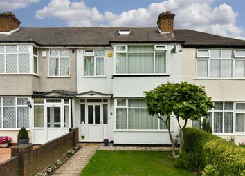 Thumbnail 3 bed terraced house for sale in Chertsey Drive, Cheam, Surrey
