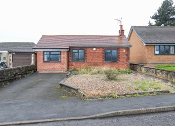 Thumbnail 4 bed detached bungalow for sale in Chesterfield Road, Oakerthorpe, Alfreton