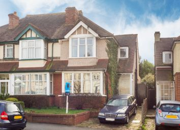 Thumbnail 3 bed end terrace house for sale in Blakehall Road, Carshalton, Surrey