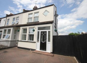 Thumbnail 4 bedroom end terrace house for sale in North Avenue, Southend-On-Sea