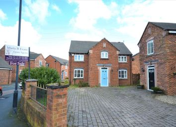 Thumbnail 4 bed detached house for sale in Jubilee Way, Croston, Leyland
