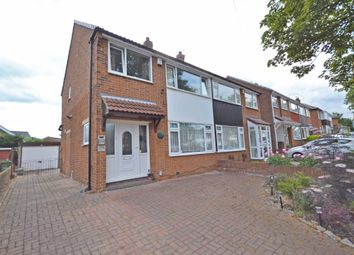 Thumbnail 3 bed semi-detached house for sale in Towngate, Ossett