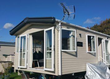 Thumbnail 3 bed mobile/park home for sale in Hook Lane, Warsash, Southampton