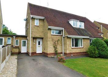 Thumbnail 3 bed semi-detached house for sale in Kingcup Road, Moss Pit, Stafford