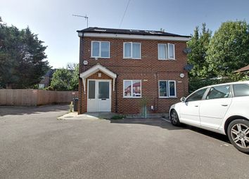 Thumbnail 1 bed flat to rent in Sedcote Road, Ponders End, Enfield