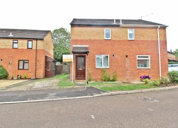 Thumbnail 2 bed semi-detached house to rent in Richborough, Bancroft, Milton Keynes