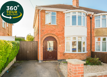 3 bed semi-detached house for sale in Lamborne Road, West Knighton, Leicester LE2