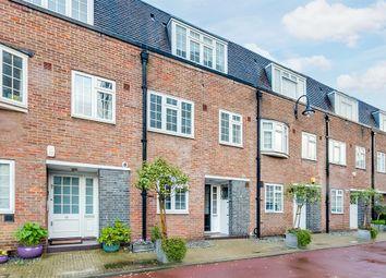 Thumbnail 4 bed terraced house to rent in Elizabeth Close, Randolph Avenue, Little Venice, London